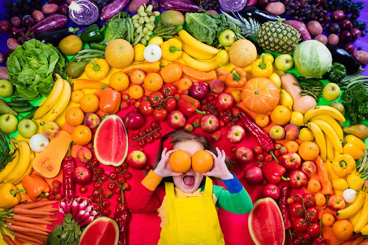 antioxidant rich foods and the importance of eating the rainbow