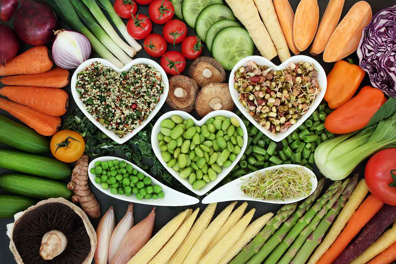The importance of fibre in diet