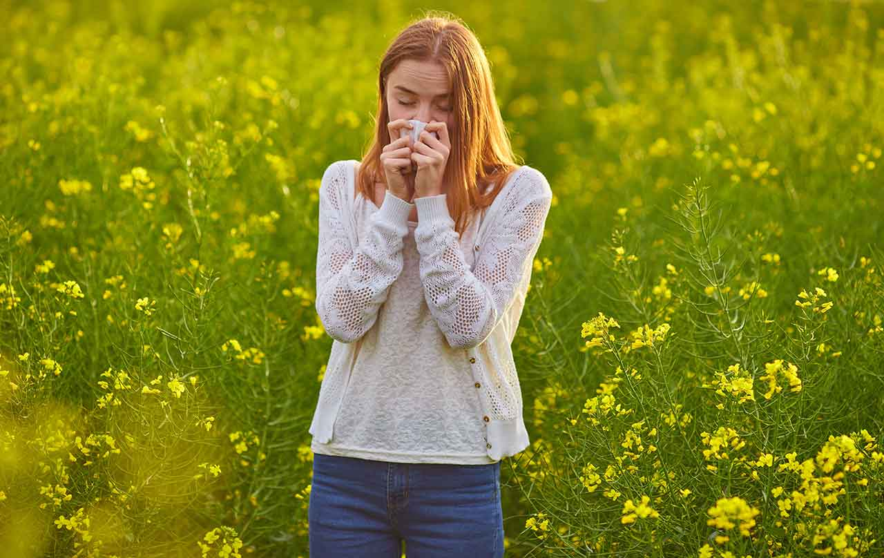 Don't let hay fever ruin your summer