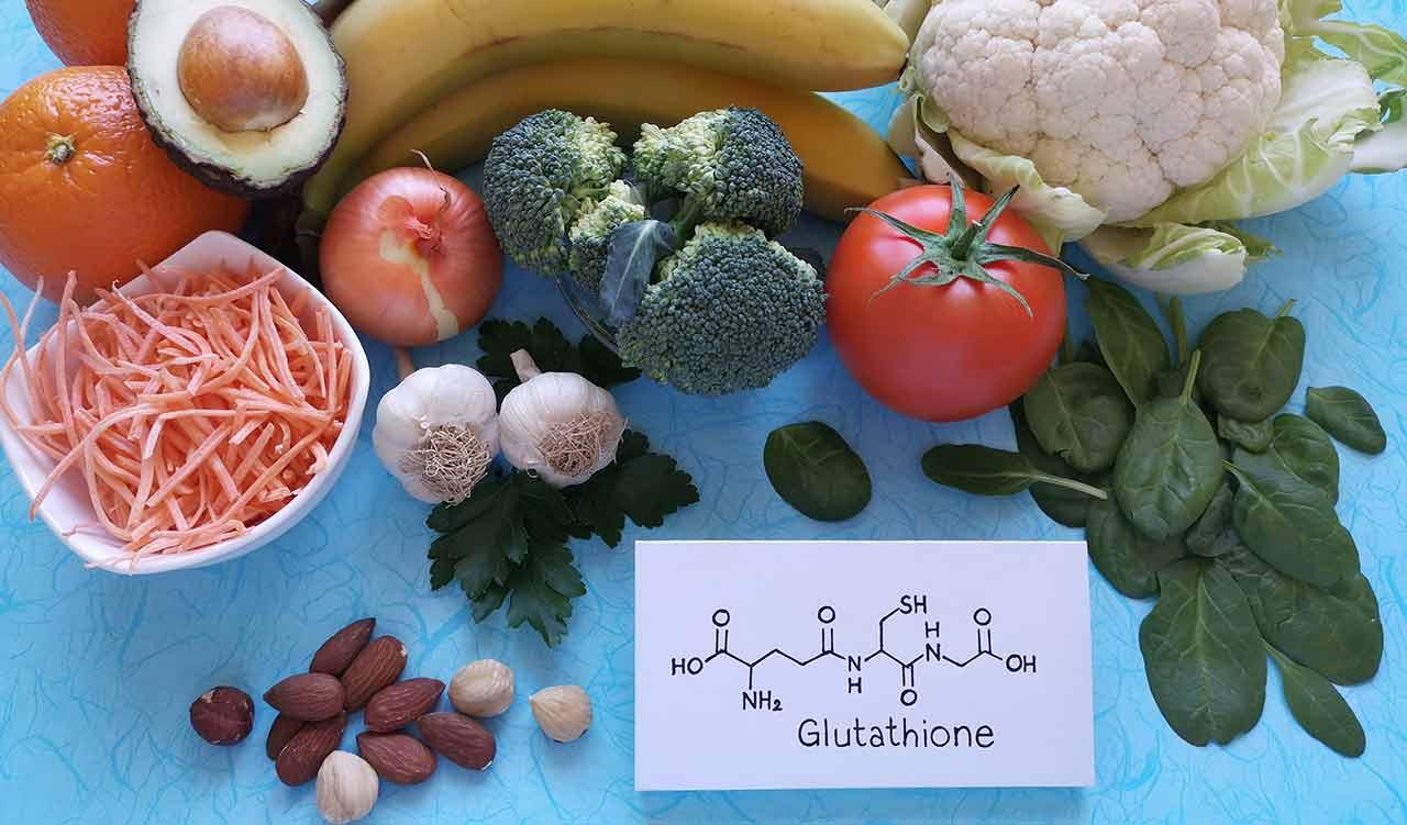 Glutathione your master antioxidant