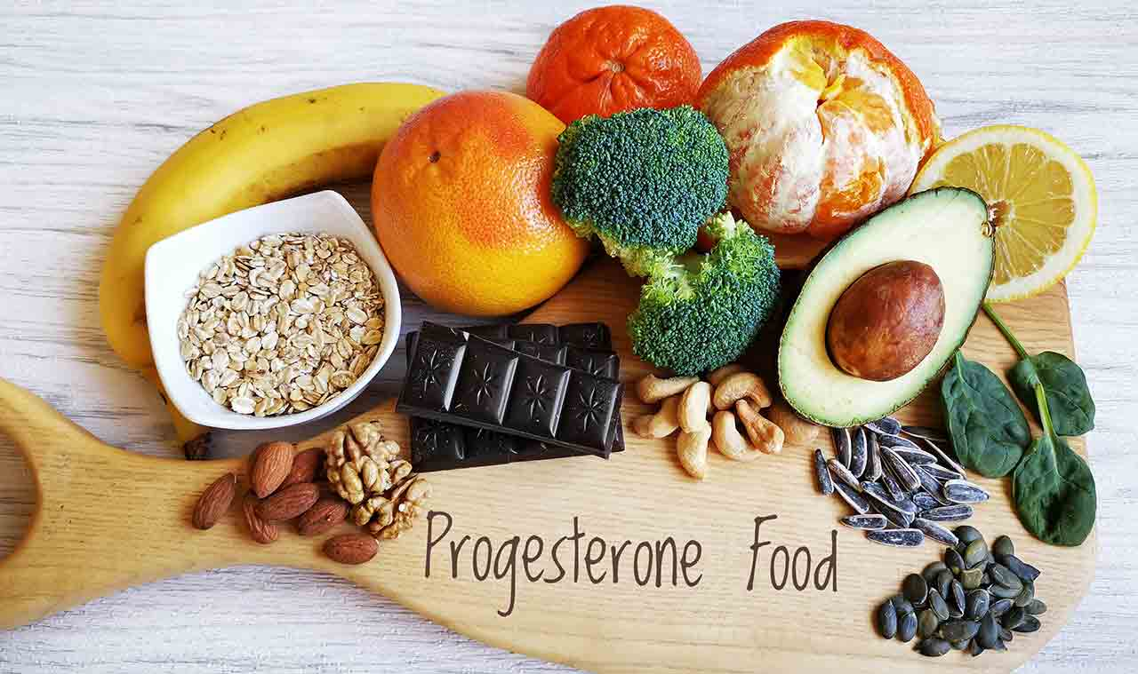 Progesterone Supporting foods